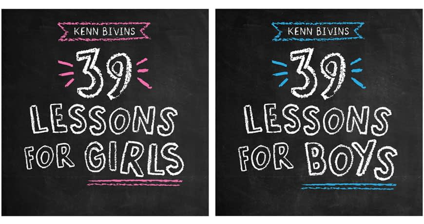 39 Lessons Series Announced